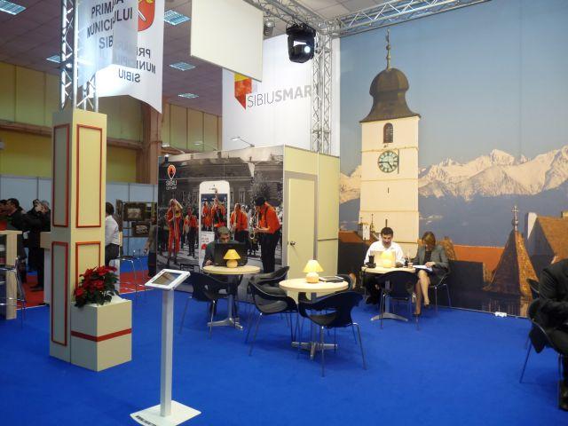 Municipalitatea incepe promovarea locatiei turistice Sibiu pentru 2015!