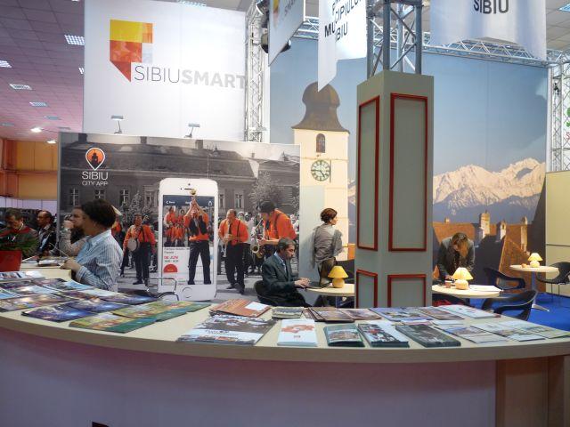 Municipalitatea incepe promovarea locatiei turistice Sibiu pentru 2015!2