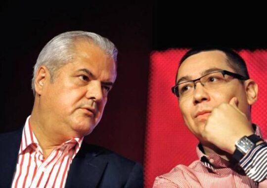Victor Ponta si Adrian Nastase, acuzati de trafic de influenta in dosarul Microsoft