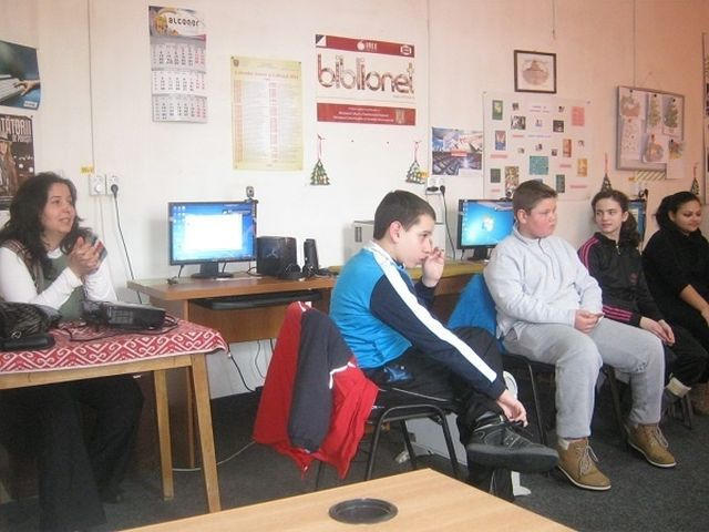 Proiectul Biblionet Sibiu se extinde: BIBLIOTECA cu CIP in Mosna, judetul Sibiu!