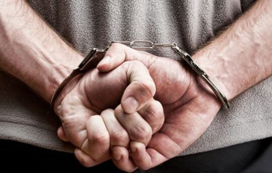 Retinut in baza mandatului de executare a pedepsei cu inchisoarea!