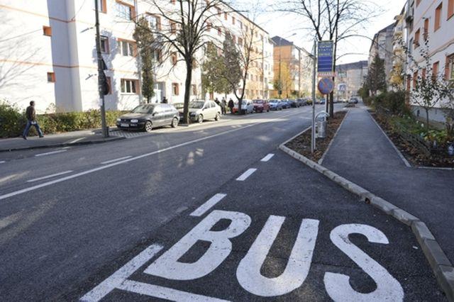 Se lucreaza in aproape toate cartierele Sibiului! Vezi care sunt strazile intrate in modernizare!