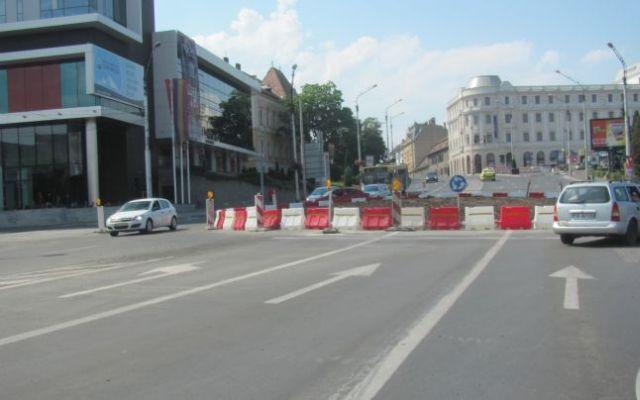 Se lucreaza in aproape toate cartierele Sibiului! Vezi care sunt strazile intrate in modernizare!2