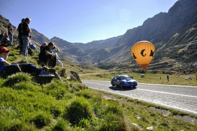 Sibiu Rally Challenge pe cel mai spectaculos drum din lume Transfagarasanul! VIDEO2