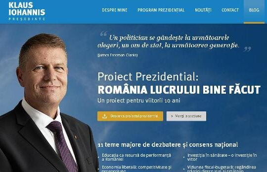 Iohannis ii bate pe Ponta si Udrea. Pe Facebook