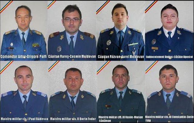 ACCIDENTUL AVIATIC din MALANCRAV! Vezi identitatea celor zece victime! FOTO