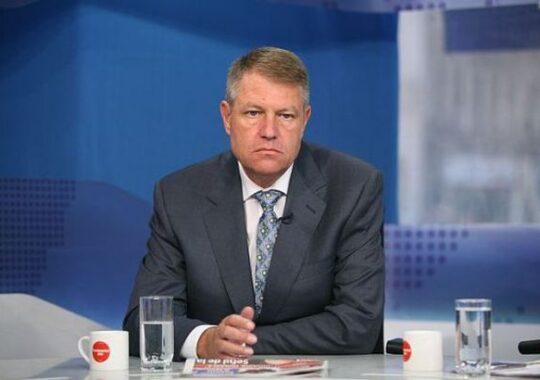 Cand isi va da Iohannis demisia din fruntea Sibiului?