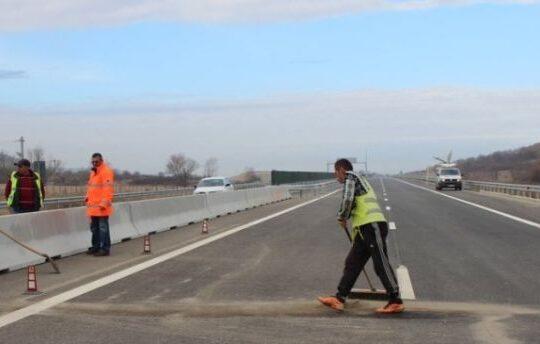 Tupeu maxim. Italenii au facut praf A1 Sibiu-Orastie, dar vor despagubiri!