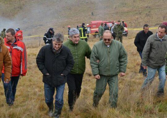 MApN a anuntat IDENTITATEA victimelor accidentului aviatic de la MALANCRAV!