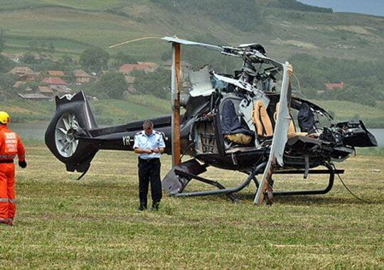 MApN confirma ca opt militari si-au pierdut viata si alti doi au fost raniti in accidentul aviatic in judetul Sibiu!