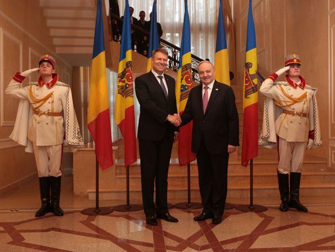 Partidul Comunistilor din Republica Moldova critica vizita lui Klaus Iohannis la Chisinau!
