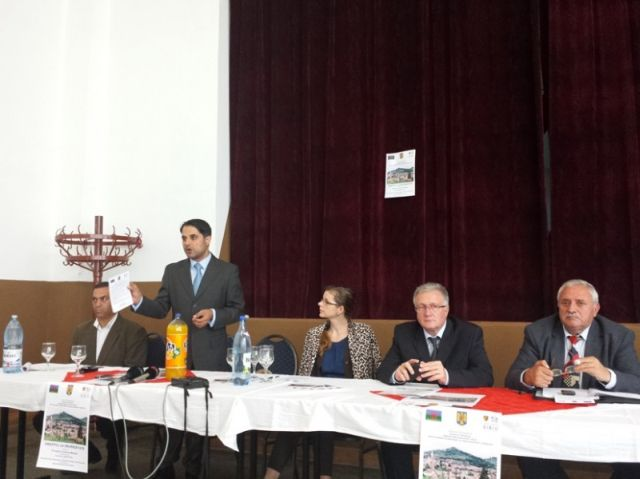 "Primele proiecte cu finantare nerambursabila ""Dreptul la proprietate"" au fost finalizate in Iacobeni si Mosna!"