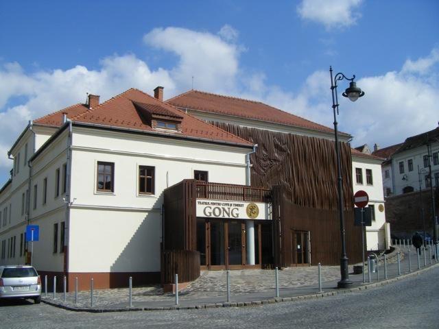 """Spectacolul """"Frumoasa si Bestia"""" marcheza un nou sistem de ticketing  la Teatrul GONG din Sibiu!"""