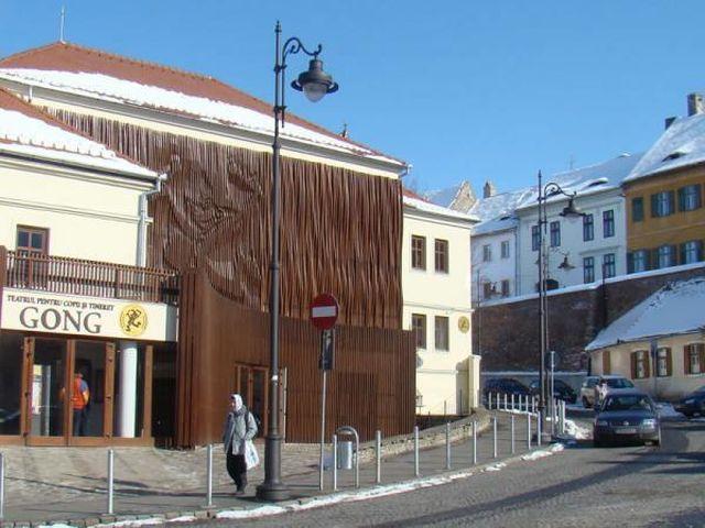 Spectacolul Frumoasa si Bestia marcheza un nou sistem de ticketing  la Teatrul GONG din Sibiu!2