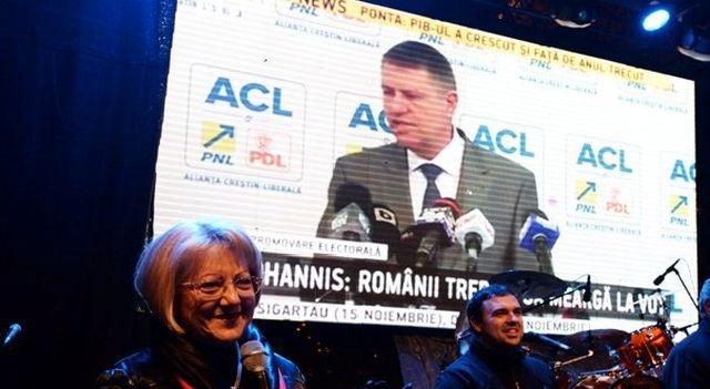 Veste socanta! Iohannis nu o voteaza pe Astrid Fodor!