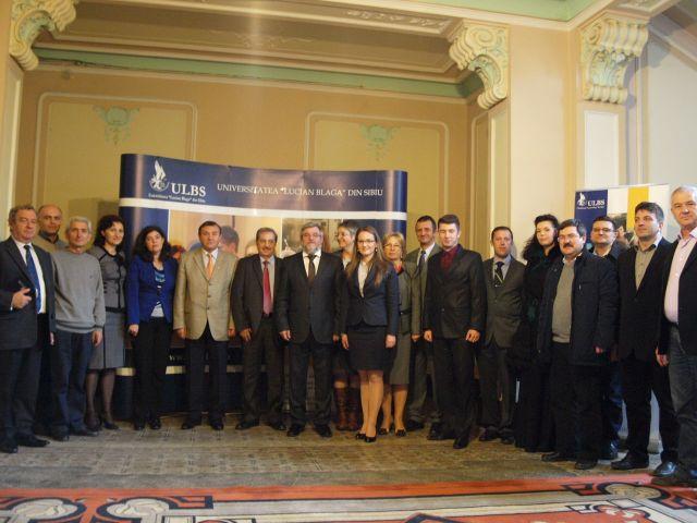 ULBS Sibiu a primit Certificatul Grad de Incredere Ridicat!