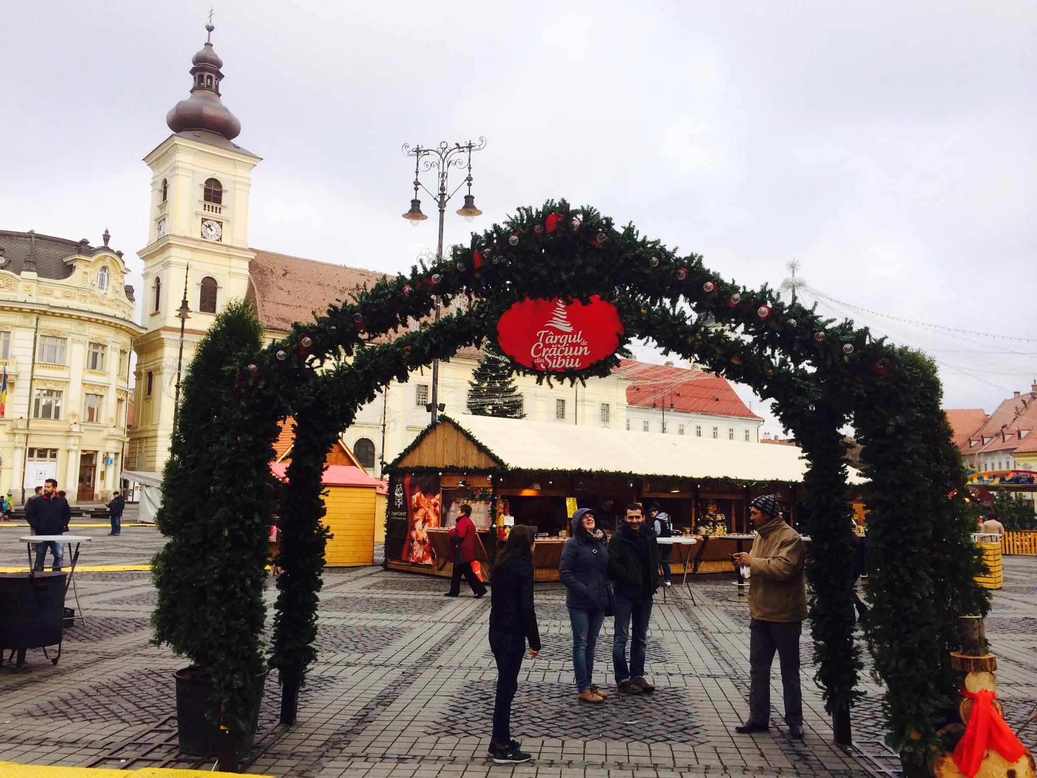 Ce puteti gasi la Targul de Craciun de la Sibiu. De toate!