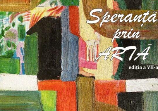 Expozitia de pictura, desen si ceramica, SPERANTA PRIN ARTA la Biblioteca Astra!