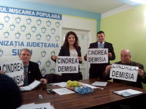 """PNL despre boicotul sedintei CJ Sibiu propus de PMP: """"Demagogie. In campanie l-au sustinut pe Ponta"""""""
