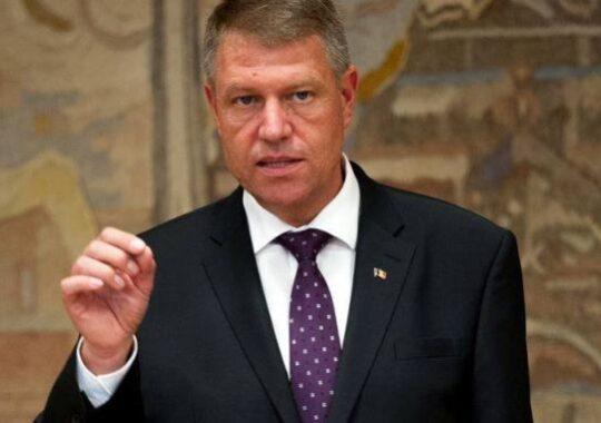 KLAUS IOHANNIS depune juramantul in Parlament si la Cotroceni!