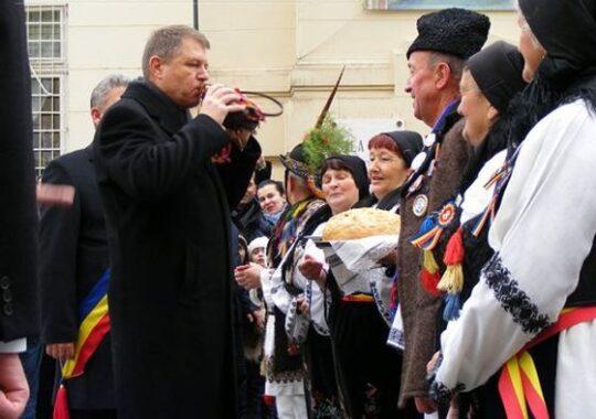MESAJUL presedintelui ales, KLAUS IOHANNIS de Ziua Nationala a Romaniei!