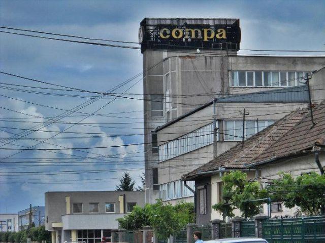 Trafic reconfigurat temporar in zona Compa!