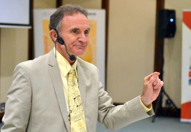 Unul din cei mai titrati traineri de Leadership din America, Jim Bagnola a venit la Sibiu!