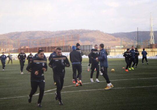 Lotul echipei Gaz Metan Medias s-a reunit cu trei jucatori noi!