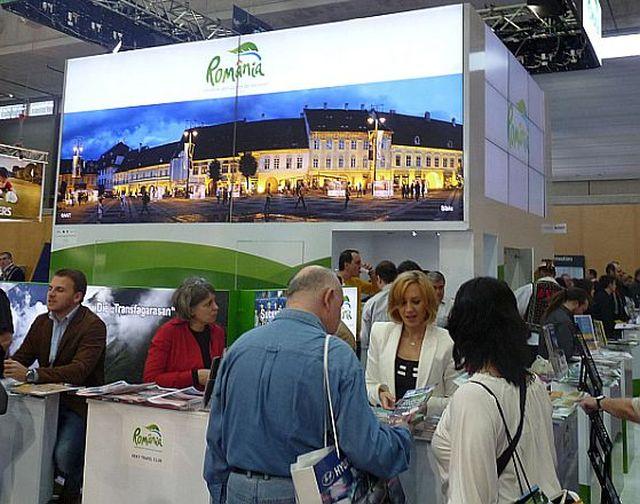Sibiul turistic prezentat in Austria si Germania!