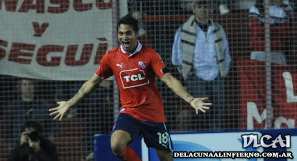 Julian Velazquez gol