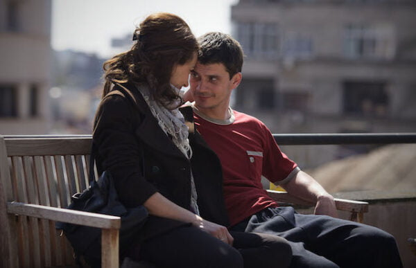 Andreea Vasile and Emilian Oprea in De ce eu (directed by Tudor Giurgiu)_2