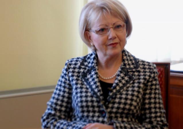 Astrid Fodor: Nu mi-am pus problema daca merit sa fiu primarul Sibiului, dar sunt capabila sa prestez acest serviciu in folosul comunitatii