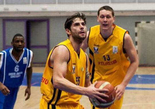 CSU va intalni pe BC Mures in semifinalele Cupei Romaniei la baschet