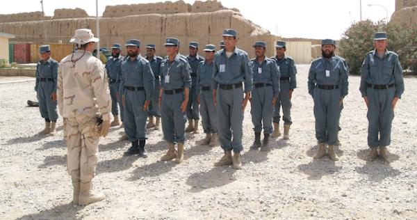 jandarmi sibieni in afganistan
