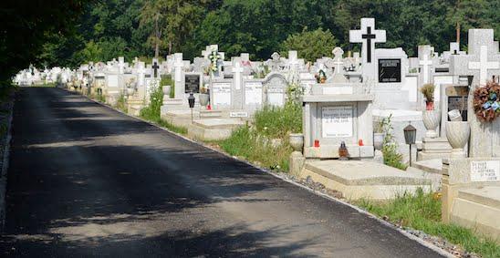 alee cimitir sibiu