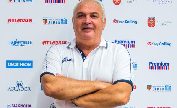 Mircea Vulc CSU sibiu