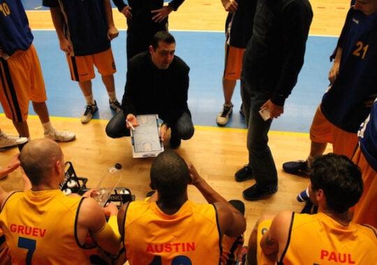 Perisici a plecat de la CSU Sibiu. Catalin Vulc, antrenor pana la finalul sezonului