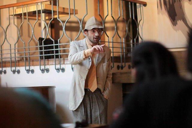 Sibiul cultural vrea in Cartea Recordurilor. Un actor, un oras, un spectacol, 25 de ore de teatru non-stop