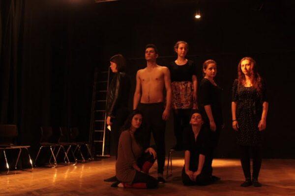 Premiera la Studioul Cavas din Sibiu – CORUL NEGRU