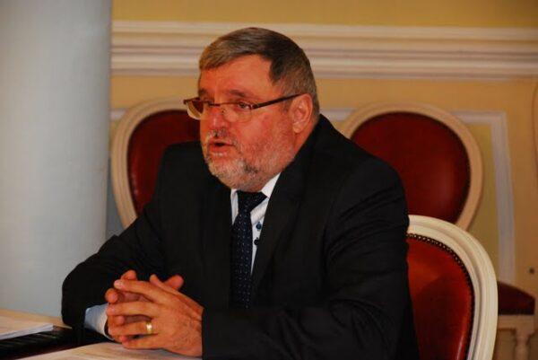 rectorul ULBS Ioan Bondrea 29 aprilie