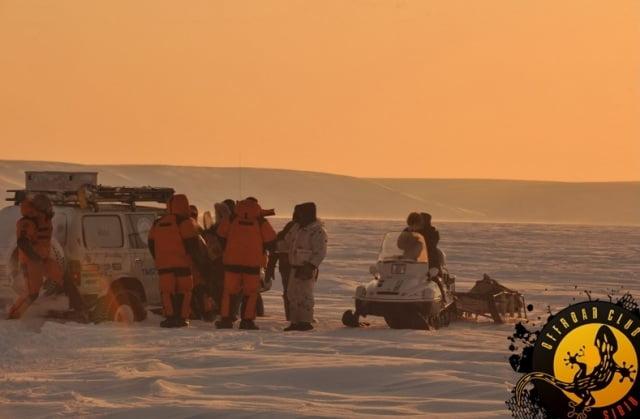 Dezvaluiri din expeditia sibiana in Siberia: Am mancat carne si organe de ren si de cal crude, la -54 de grade Celsius