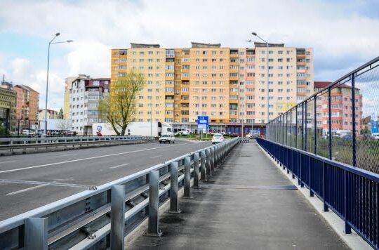 Reparatiile capitale la viaductul Vasile Aaron s-au incheiat. Lucrarile au costat 1 milion de euro