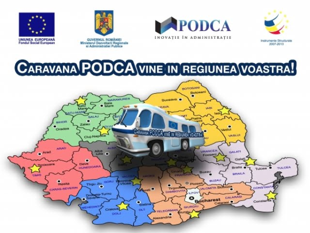 Campanie de informare privind Dezvoltarea Capacitatii Administrative, la Sibiu