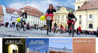 De ce ar veni turistii straini Romania? Pentru Sibiu, Transilvania si natura!