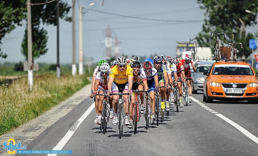 Turul Ciclist al Sibiului si podul de la Piata Cibin aduc restrictii in trafic