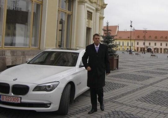 Iohannis a pierdut imobilul de pe Nicolae Balcescu, dar continua sa primeasca chirie