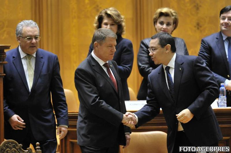 Klaus Iohannis, spionat de Victor Ponta prin intermediul SPP?