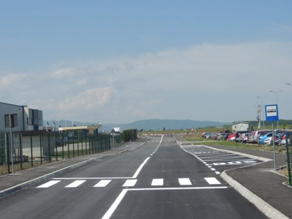 strada Lyon Sibiu