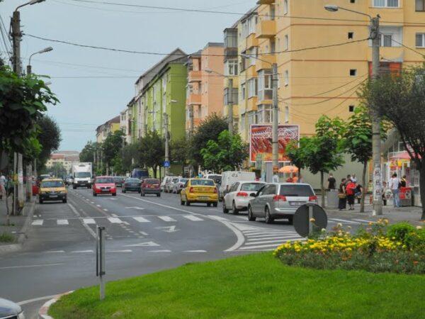 strada semaforului sibiu