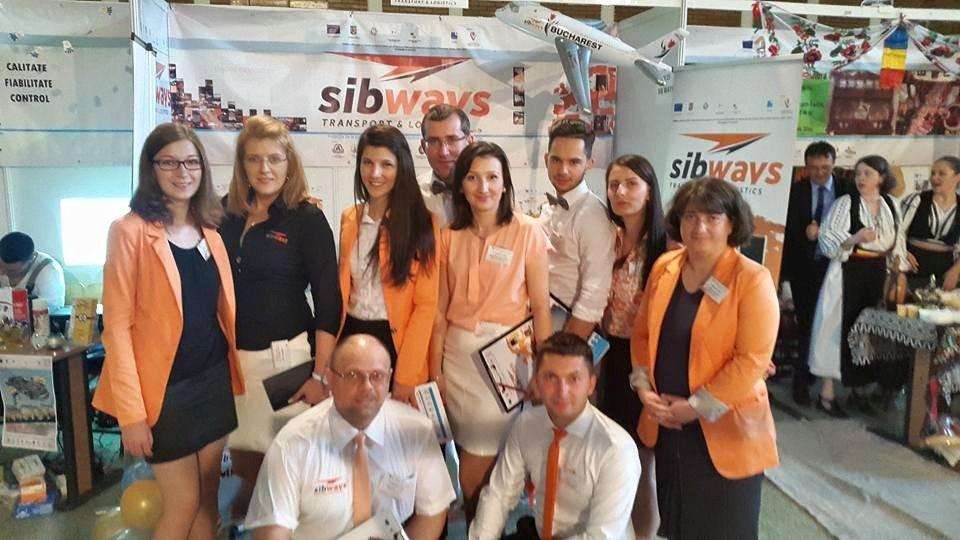 Studentii sibieni, cei mai buni la intreprinderi simulate. Vor reprezenta Romania la comperitia europeana